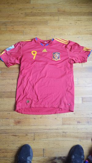 Spain world cup Jersey. Torres for Sale in Tennerton, WV