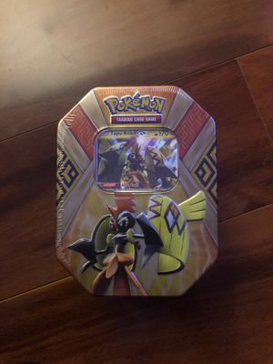Pokemon Tin Brand New for Sale in Holland, PA