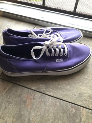 Vans shoes for Sale in Lodi, CA