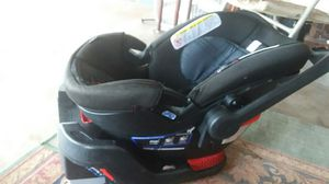 Brita baby car seat/ carrier with booster for Sale in Oklahoma City, OK