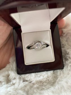 "Adam Neely Designer ""Embrace"" Diamond Engagement Ring & Wedding Band for Sale in Fort Lauderdale,  FL"