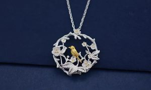 Beautiful Bird Necklace + Bird Ring Adjustable for Sale in Libertyville, IL