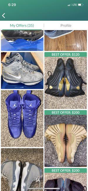 Jordan 12 royal blue suede size 13 for Sale in Miramar, FL