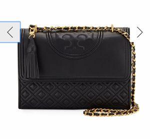 Tory Burch Fleming bag (Black) for Sale in Lawrenceville, GA