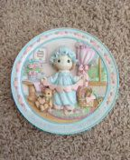Precious Moments You Have Touched My Heart Plate #03991 for Sale in Newton, KS