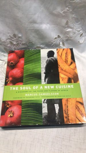 The Soul of a New Cuisine: A Discovery of the Foods and Flavors of Africa Hardcover for Sale in Norwalk, CA