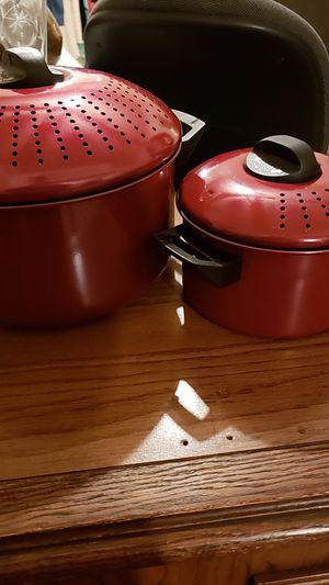 Lockable Steamer pots for Sale in Dallas, TX