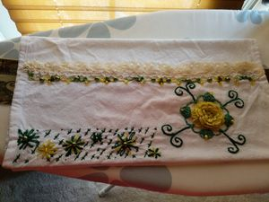 Apron handmade for teachers or crafters for Sale in Wenatchee, WA