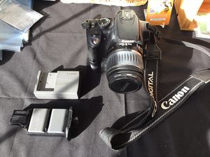Canon Digital Camera SLR for Sale in Newport News, VA