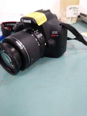 Canon Rebel T6 for Sale in Sebring, FL
