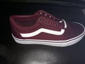 Womans size 9 vans for Sale in Seattle, WA