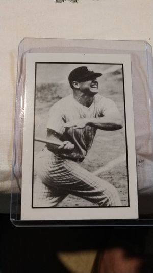 Micky mantle baseball card#20 mint condition for Sale in Eastpointe, MI