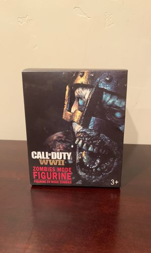 Call of Duty WWII Zombie Mode Figurine COD WW2 Zombies Action Figure Exclusive for Sale in Oakley, CA