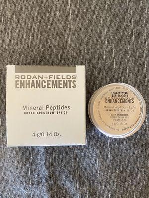 Rodan and Fields Mineral Peptides for Sale in El Cajon, CA