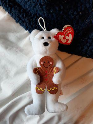 Xmas beanie baby bear for Sale in Federal Way, WA