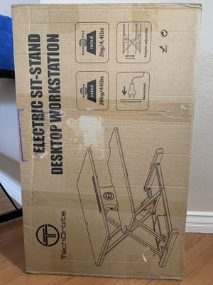TechOrbits Desktop Workstation for Sale in Mesa, AZ