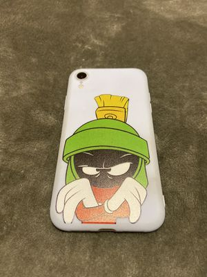 "iPhone XR Soft Silicon Case "" Marvin Martian"" for Sale in Fort Worth, TX"