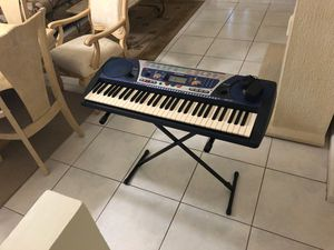 Yamaha Keyboard for Sale in Boynton Beach, FL