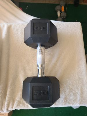 30lb Dumbbell New for Sale in Garden Grove, CA