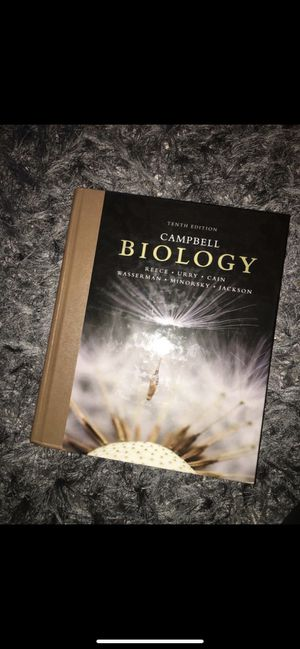 10th edition Campbell Biology for Sale in McMinnville, OR