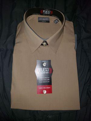 Van Heusen slim fit mens dress shirt for Sale in Sacramento, CA