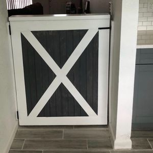 Mini-Barn Door—Gate for Sale in Miramar, FL