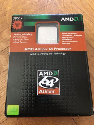 AMD ATHLON 64 PROCESSOR OPEN BOX NEW for Sale in CAPE ELIZ, ME