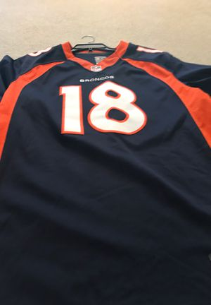 Peyton manning jersey for Sale in Normal, IL