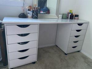 Desk / vanity for Sale in Silver Spring, MD
