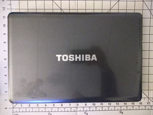 "15"" Toshiba Laptop Windows 7 for Sale in Framingham, MA"