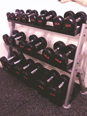 DUMBBELL SET for Sale in Montebello, CA