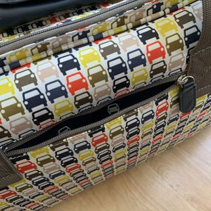 Orla Kiely for Target Rolling Duffle Travel Bag for Sale in Lincoln, RI