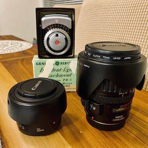 Canon Lenses for Sale in Walnut Creek, CA