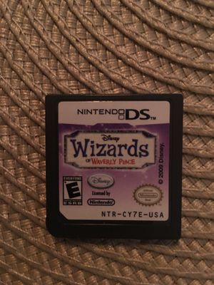 Nintendo ds disney wizards of waverly place for Sale in Visalia, CA