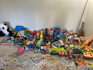 Used toys for urgent sale!!! for Sale in Falls Church, VA