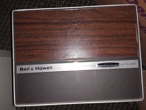 Bell and howell 8mm projector for Sale in Payson, AZ