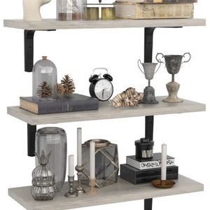 Floating Shelves, Wall Mounted Shelf Storage Rack for Sale in Brooklyn, NY