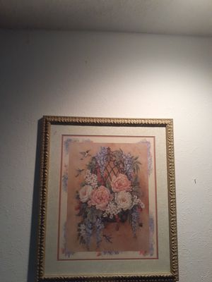 Floral picture for Sale in Longview, TX