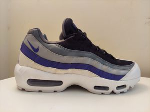 """Airmax 95s """"Persian Violet"""" for Sale in Duluth, GA"""