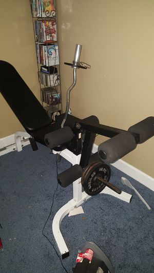 Workout bench for Sale in Lake Mary, FL