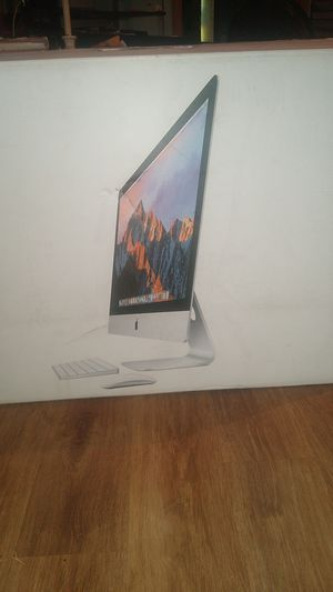 27-inch iMac w/ retina 5k display for Sale in Pell City, AL