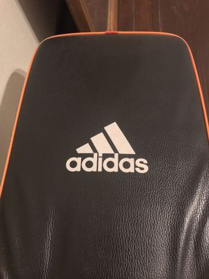 Adidas exercise bench for Sale in San Antonio, TX