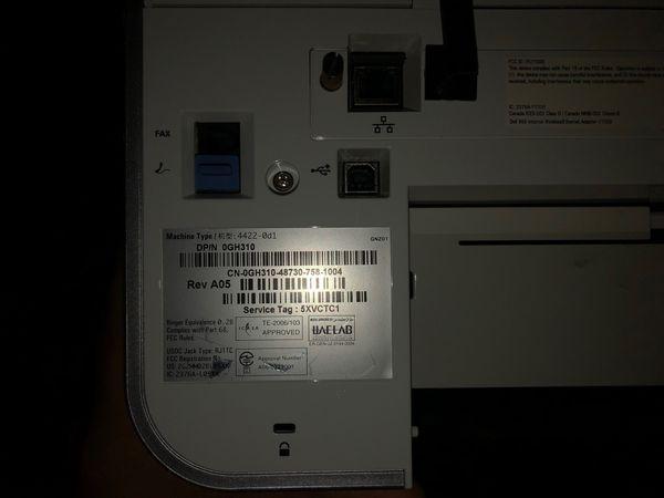 Dell photo 966 printer