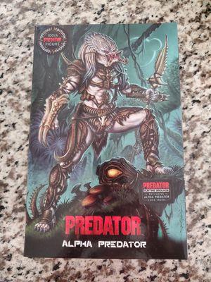 NECA Predator Ultimate Alpha 100th Edition for Sale in Hacienda Heights, CA