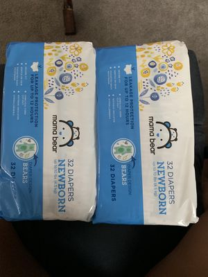 Brand new newborn diapers for Sale in Belcamp, MD