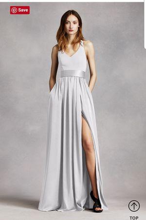 Vera Wang bridesmaid's dress sterling/gray for Sale in Arlington, VA