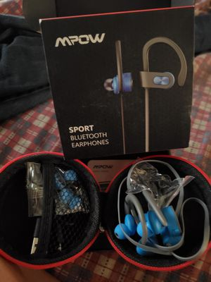 Mpow bluetooth headphones for Sale in Columbus, OH