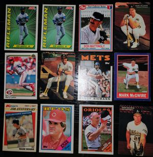 Vintage Baseball cards. HOF. Nice set for Sale in West Sacramento, CA