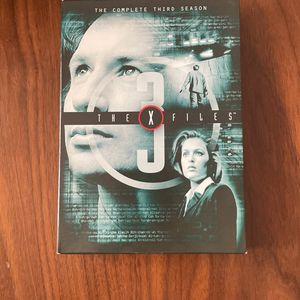 The X-Files Season 3 - DVD for Sale in Arlington, VA