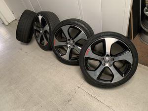 VW mk7 wheels gti for Sale in El Monte, CA